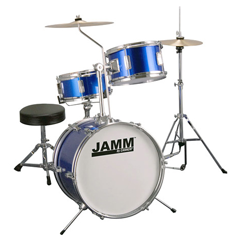 Kids Jamm 3 Pc. Drumset