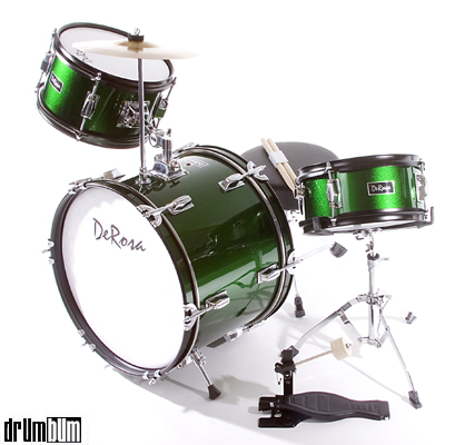 Cool Kids Drumsets And Bridgecraft Drum Sets